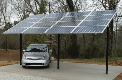 carport mounts for solar panels