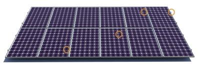 rooftop solar mounts