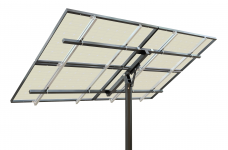 pole mounted solar panels
