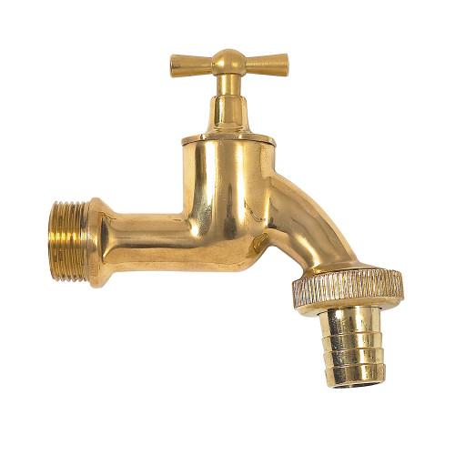 """Garantia Brass Water Butt Tap 3/4"""""""