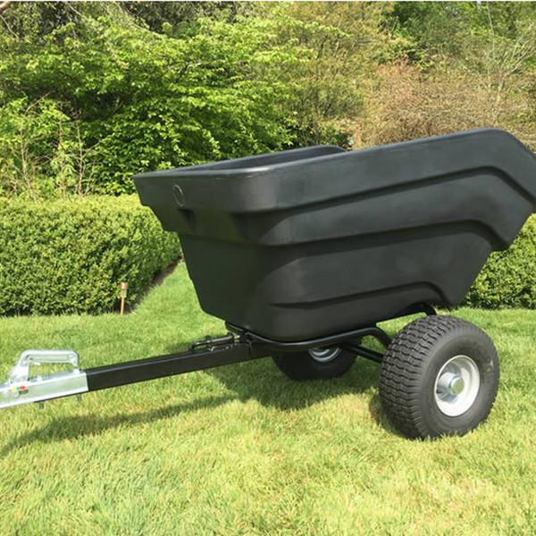 300 Litre ROTO ATV Quad Trailer - Tipping