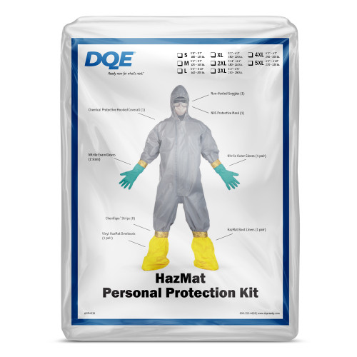 HazMat Personal Protection Kit Package image