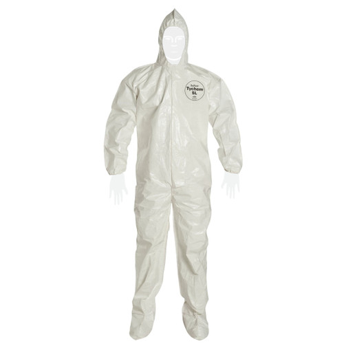 DuPont Tychem 4000 Coverall image