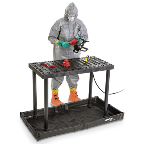 Equipment Decon Station System image