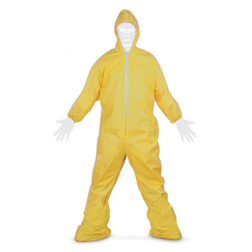 DuPont Tychem 2000 Coverall image