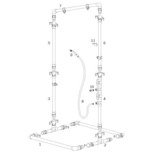 Quick Response Shower Parts Ordering image