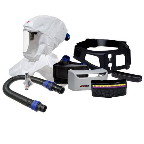 3M Versaflo 600 PAPR Kit with Hood image