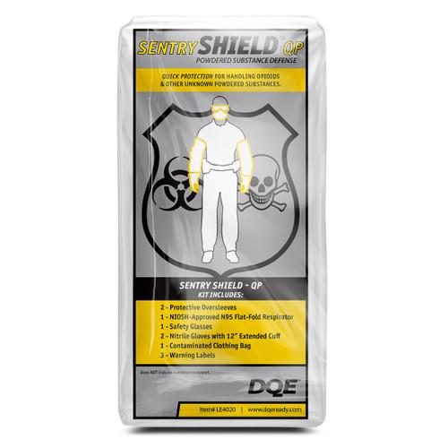 Sentry Shield QP - Powdered Substance Defense Kit