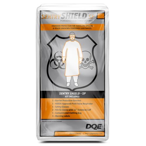 Sentry Shield® SP - Powdered Substance Defense Kit