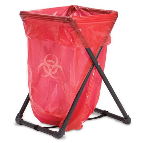 Biohazard Bags & Dispenser image
