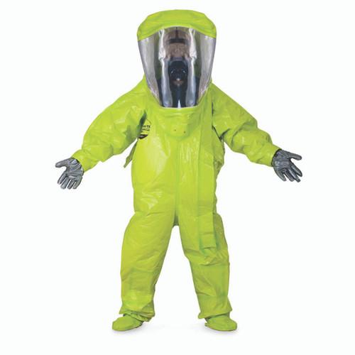 DuPont Tychem 10000 Level A Suit image