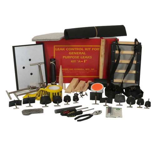 """Leak Control Kit with Offset T-Patches """"A-1"""" image"""