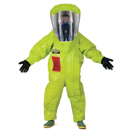 DuPont Tychem 10000 Fully Encapsulated Training Suit image