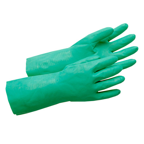 15 Mil Nitrile Gloves image