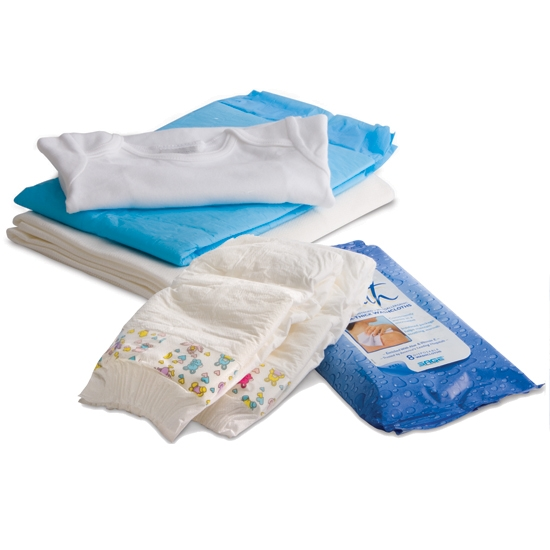 Shop Disposable Infant Care Kits at DQE
