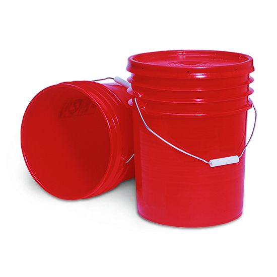 Decon Bucket with Lid image
