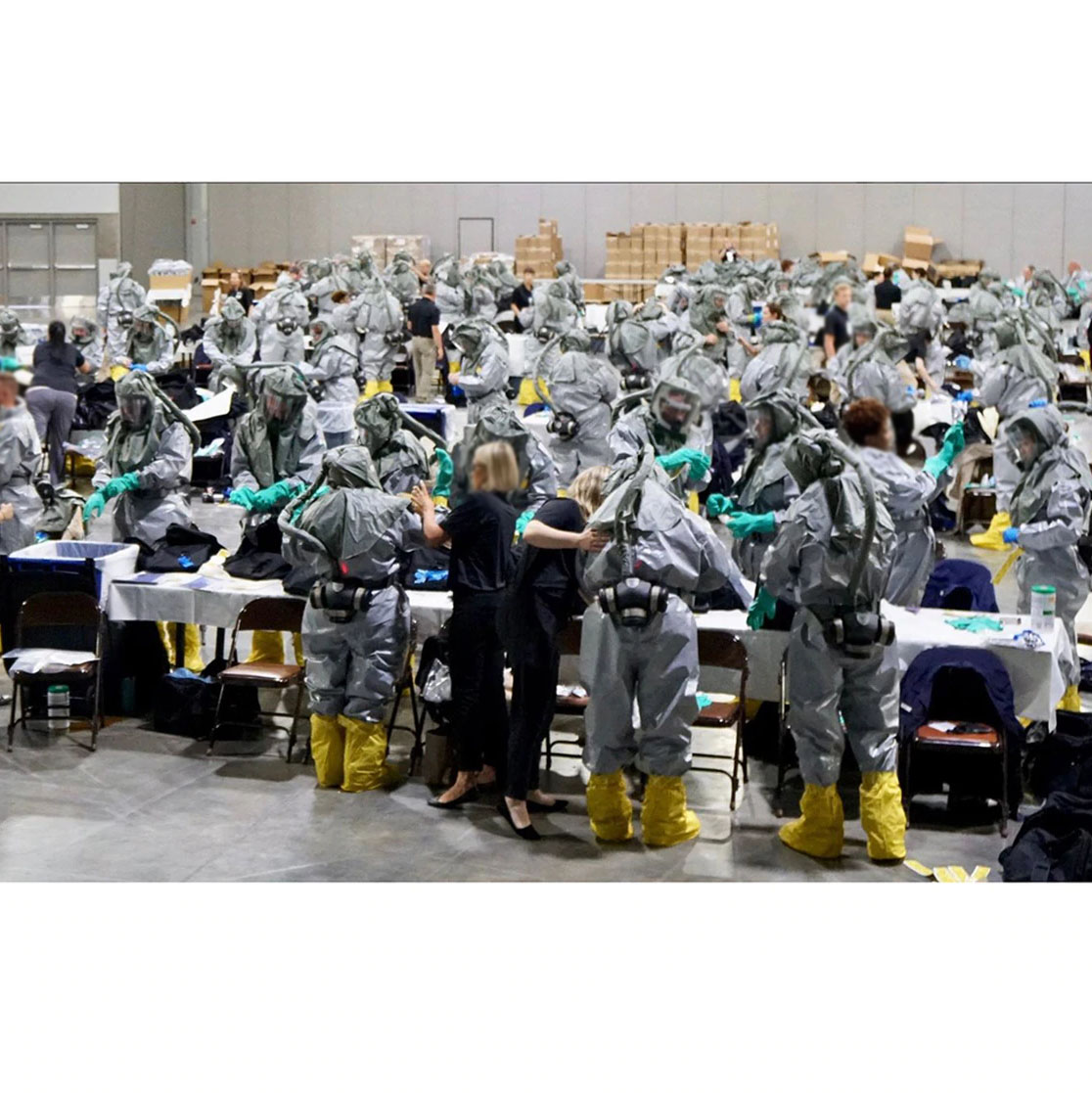 ASPR PPE Training image