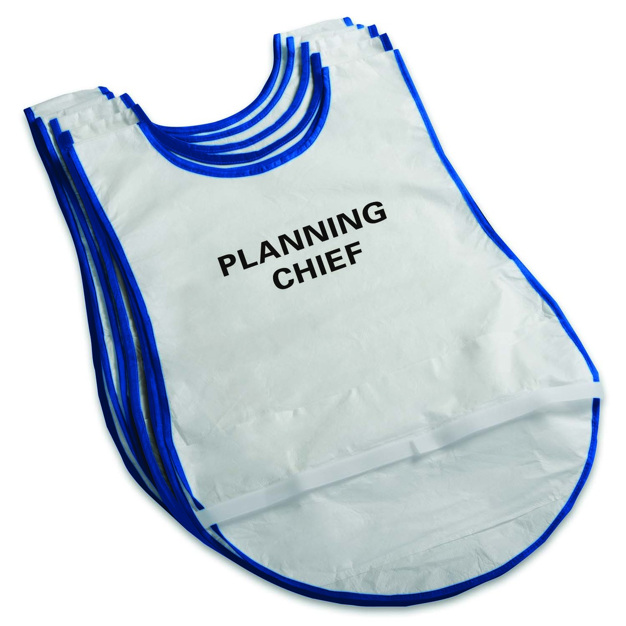 Planning Section Hospital Incident Command System Vests