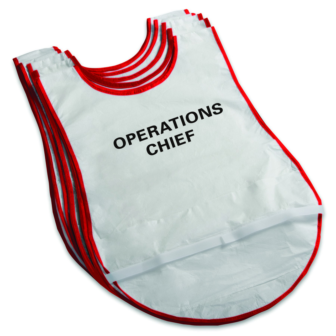 Operations Section Hospital Incident Command System Vests