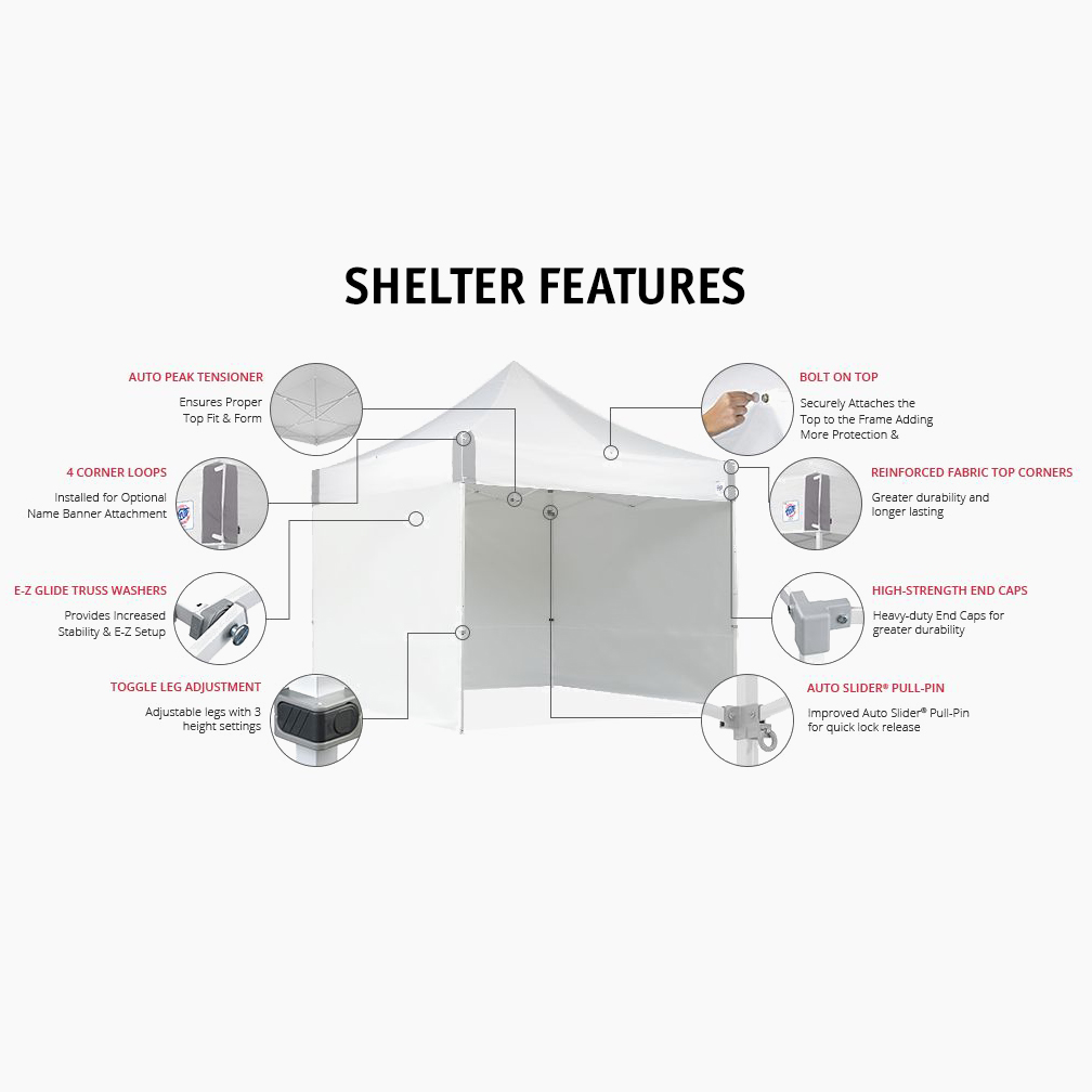 Shelter Features image