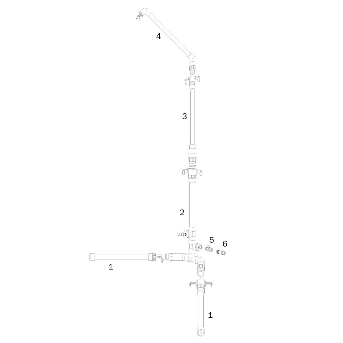 Decono Parts Ordering image