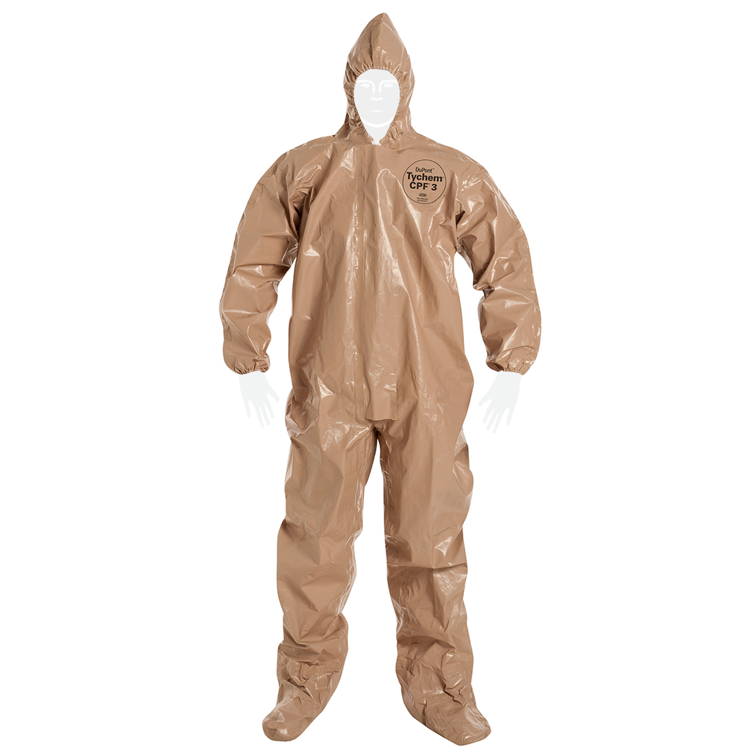 DuPont Tychem 5000 Coverall image