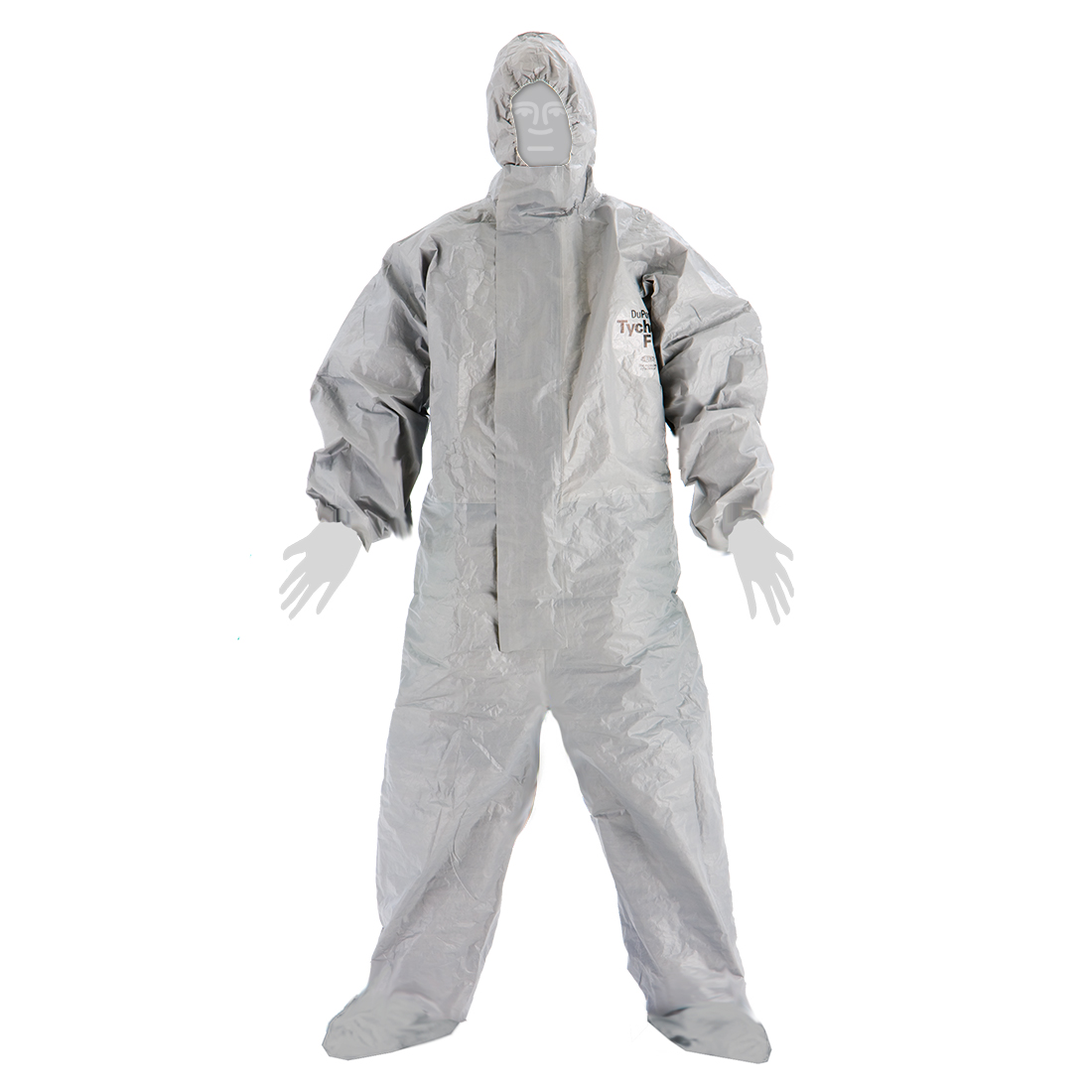 DuPont Tychem 6000 Coverall image