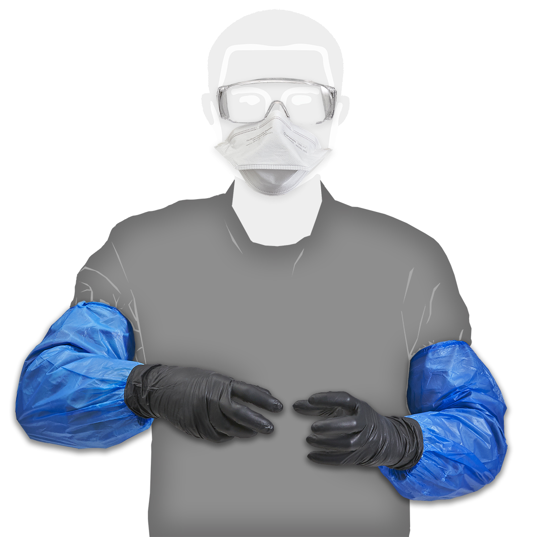 Sentry Shield QP - Powdered Substance Defense Kit image