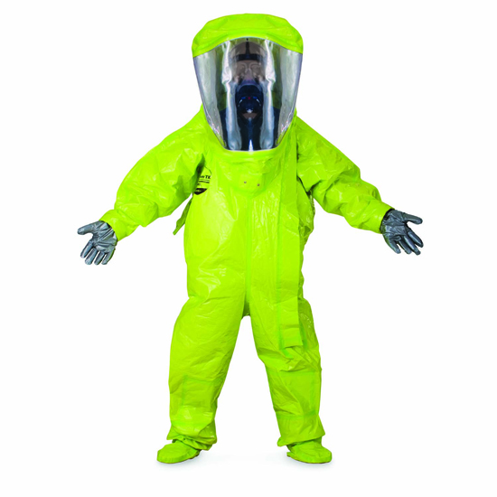 DuPont Tychem 10000 Level A Suit image