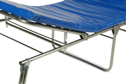Deluxe Adjustable Bed w/ IV Pole