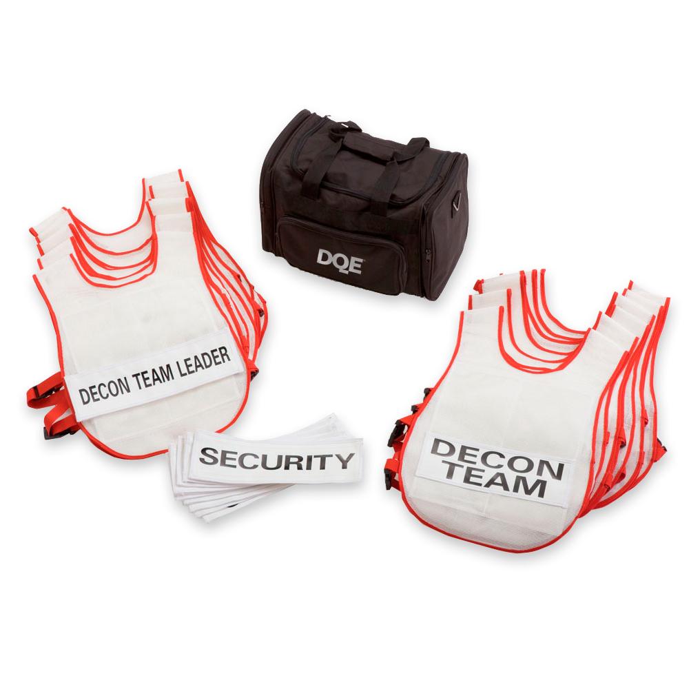 Decon Team Cooling Vests