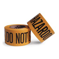 Hazardous Materials - Do Not Enter Tape image