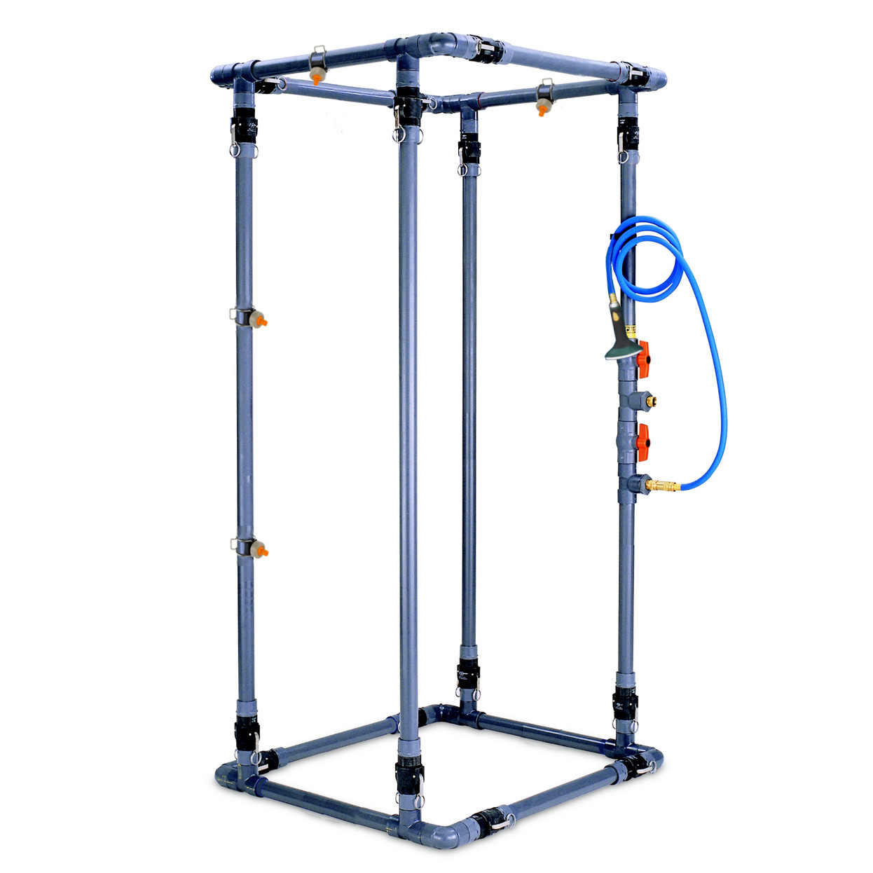 DQE Standard Decontamination Shower with no enclosure
