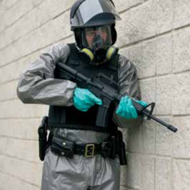 Lakeland ChemMax 3 Personal Protective Equipment for Police image