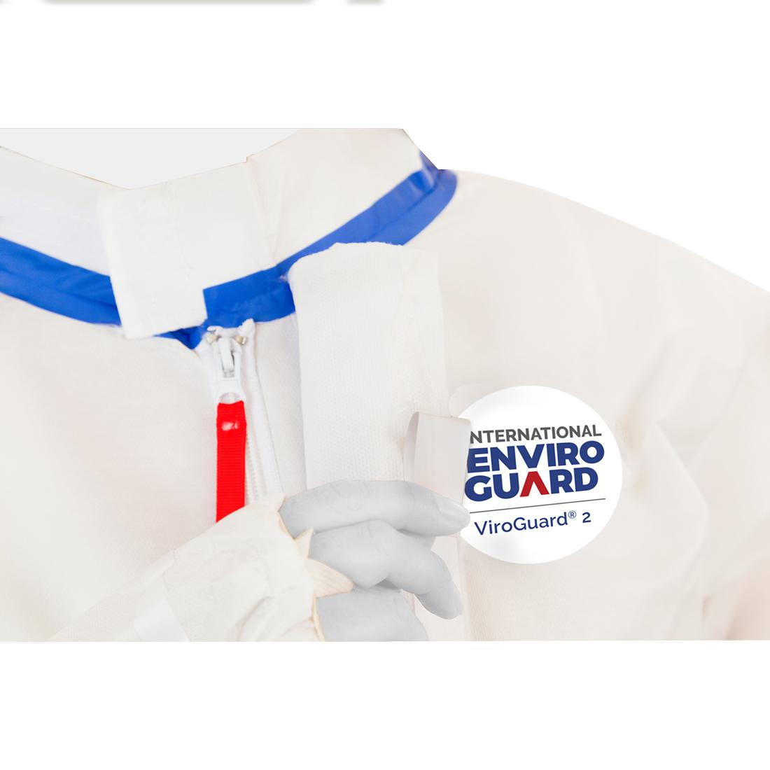 International Enviroguard ViroGuard® 2 Coverall