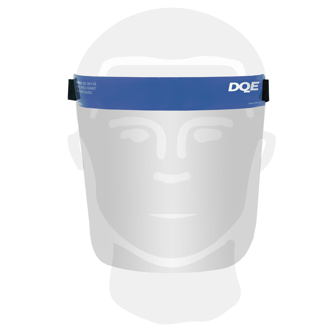 Reusable Face Shield image