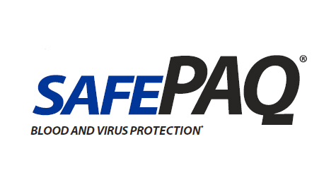 safepaq-blood-and-virus-protection logo
