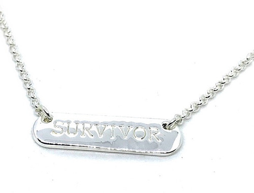Anna Nova Necklace - Survivor