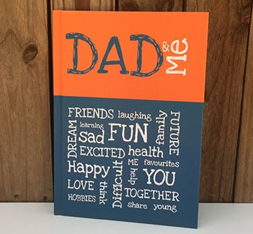 Dad and Me - Perfect Father's Day Gift