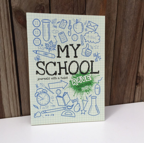 My School' - A Journal With A Twist
