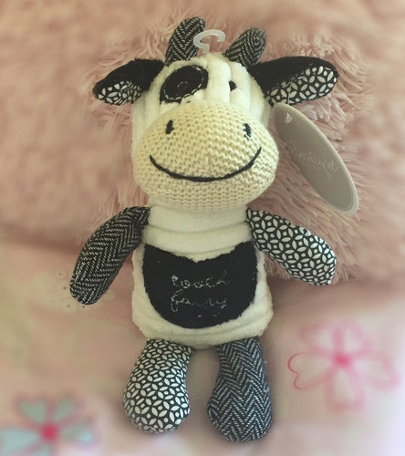 Lil' Calf Soft Toy For the Tooth Fairy