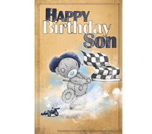 Tatty Teddy Boy Son Birthday Card