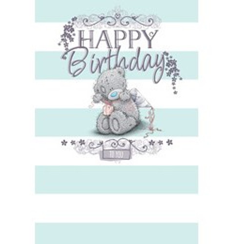 Tatty Teddy Happy Birthday To You Greeting Card