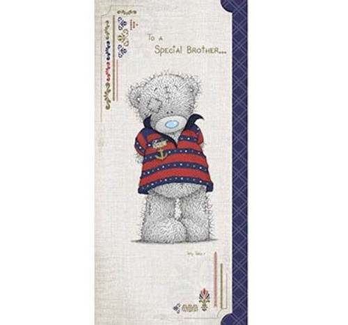 Tatty Teddy 'To A Special Brother'