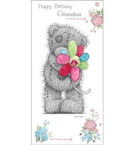 Tatty Teddy Happy Birthday Grandma