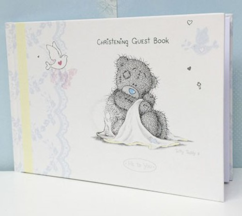 'Me To You' Christening Guest Album By Gifted Memories
