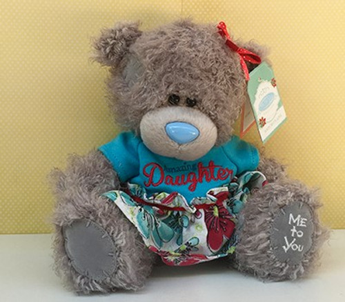 Me To You Tatty Teddy 'Amazing Daughter'