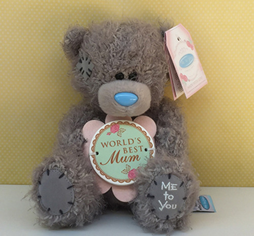 Me To You Tatty Teddy 'Worlds Best Mum'
