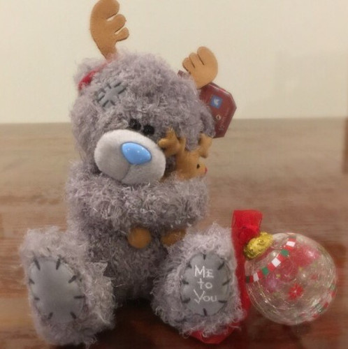 Me To You Tatty Teddy 'Reindeer'