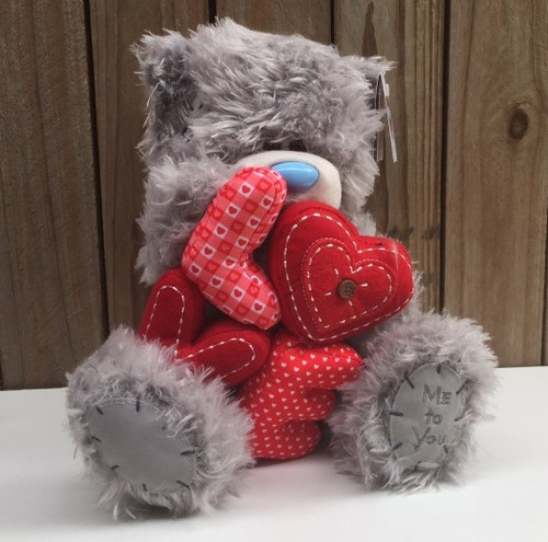 Valentines Tatty Teddy 'Love Letters'
